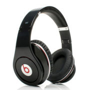 Beats by Dr. Dre: Studio HD Over Ear Headphones from Monster - Black - Grade A Refurb