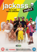 Jackass: The TV and Movie Collection (Explicit)