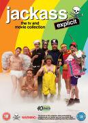 Jackass: TV- en Filmverzameling (Expliciet)