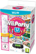 Wii Party U with Wii Remote Plus White (LIMITED)