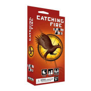 Catching Fire Shufling The Deck Card Game