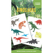 Dinosaurs Drawings - Tattoo Pack