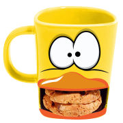 Brew Buddies Duck Mug - Yellow