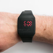 50 Fifty Blink Time Watch - Black