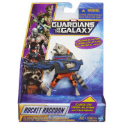 Guardians of the Galaxy Rapid Revelers Rocket Raccoon Action Figure