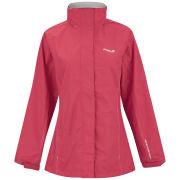 Regatta Women's Laska Waterproof ISOTEX 5000 Hooded Jacket - Rosebud