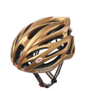 Ranking Feather Cycle Helmet - Matt Gold