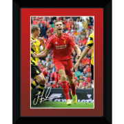 Liverpool Henderson 14/15 - Framed Photographic - 8x6