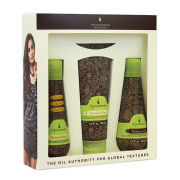 Macadamia Natural Oil Replenish and Restore Heroes Minis (Worth £26.15)