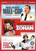Paul Blart - Mall Cop / You Don't Mess With The Zohan / I Now Pronounce You Chuck And Larry