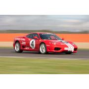 Ferrari Driving Thrill at Silverstone - Weekends