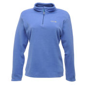 Regatta Women's Sweetheart Half Zip Fleece Top - Blueberry Pie