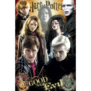 Harry Potter 7 Good Vs. Evil - Maxi Poster - 61 x 91.5cm