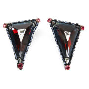 Matthew Williamson Opulent Jewel Shard Earrings - Heart