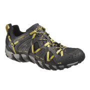 Merrell Men's Waterproof Maipo Hydro Hiking Shoes - Carbon/Empire Yellow