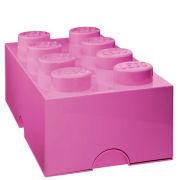 LEGO Storage Brick 8 Pink