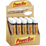 PowerBar Sports Amino Liquid - 20 Ampoule Box