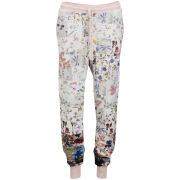 Markus Lupfer Women's Sweatpants - Candy Floral