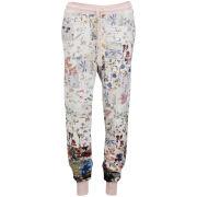 Markus Lupfer Women's Sweatpants - Candy Floral