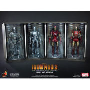 Hot Toys Iron Man 3: Hall Of Armour 1:6 Scale Figure