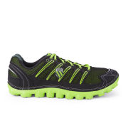 K-Swiss Men's Vertical Calamari Running Shoes - Green/Black