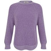 Baum und Pferdgarten Women's Carsen Knit Jumper - Violet