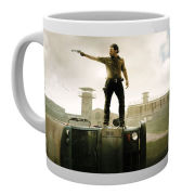 The Walking Dead Prison Mug