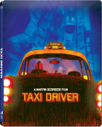 Taxi Driver - Gallery 1988 Range - Zavvi Exclusive Limited Edition Steelbook (1000 Only)