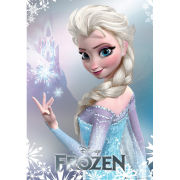 Disney Frozen Elsa - Metallic Poster - 47 x 67cm