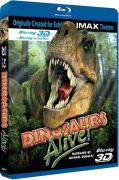 IMAX: Dinosaurs Alive! (Includes 2D and 3D Blu-Ray)