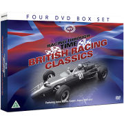 Racing Through Time: British Classics - Gift Set