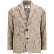 Soulland Men's Nyholm Jacket - Stone