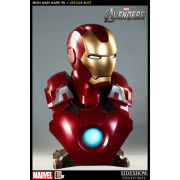 Sideshow Collectables Iron Man Mark VII Lifesize Bust