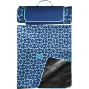 Sagaform Happy Picnic Blanket - Blue