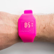 50 Fifty Blink Time Watch - Pink