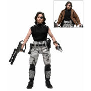 NECA Excape From New York Snake Plisskin 8 Inch Action Figure