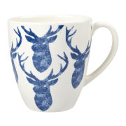 Queens Staggie Mug