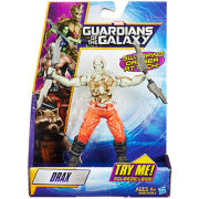 Marvel Guardians of the Galaxy Galatic Battlers Drax Action Figure