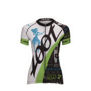 Zoot Women's Ultra Cycle Ali'I Short Sleeve Jersey - White