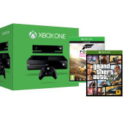 Xbox One Console with Kinect - Includes Forza Horizon 2 & Grand Theft Auto 5