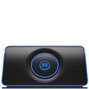 Bayan Audio Soundbook Go tragbarer, kabelloser Bluetooth und NFC Lautsprecher - Blau