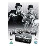Laurel And Hardy - Music Box Set