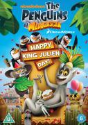 Penguins Of Madagascar: Happy King Julien Day