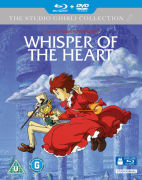 Whisper of the Heart - Double Play (Blu-Ray and DVD)