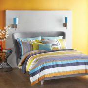 Harlequin Bali Stripe Duvet Cover - Multi