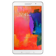 Samsung Galaxy Pro 8 Inch Tablet (QUALCOMM Snapdragon 800, 2.3GHz, 2GB, 16GB, Android 4.4) - White