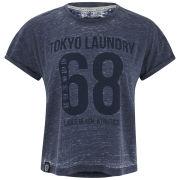 Tokyo Laundry Women's Josie T-Shirt - Eclipse Blue