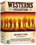 Western Collection Box Set (Pale Rider / The Searchers / Outlaw Josey Wales / The Wild Bunch / Pat Garrett and Billy the Kid)