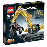LEGO Technic: Excavator (42006)