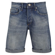 Jack & Jones Men's Rick Original Shorts - Mid Wash
